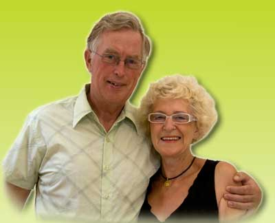 Agnes and Henk Tobbe