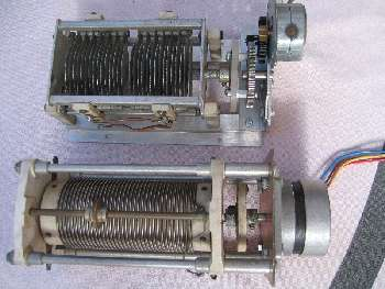 antenna tuner components